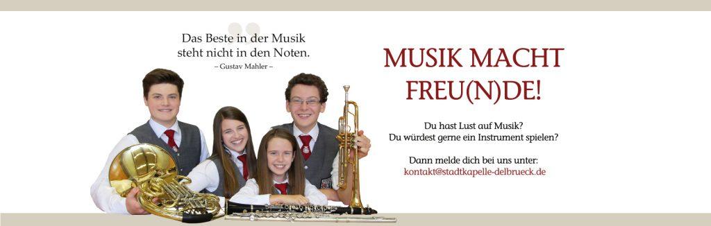 Freude an Musik