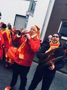 Ob Eiche oder Amberbaum, Karneval bleibt unser Traum