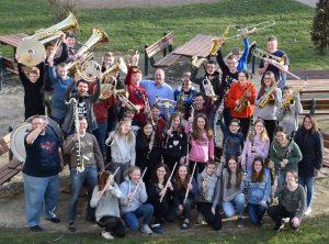 Konzertvorbereitung in Bad Hersfeld